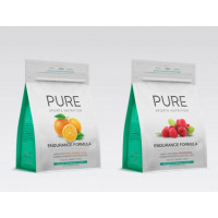 Pure Endurance Hydration 500G Pouch